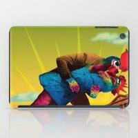 passion iPad Cases featuring Passion by Pierre-Paul Pariseau