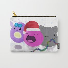 Slimey Christmas Carry-All Pouch