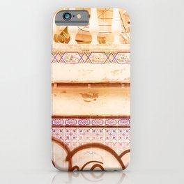 Art & Palms are Everywhere iPhone Case
