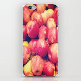 Bobbing For Apples iPhone Skin