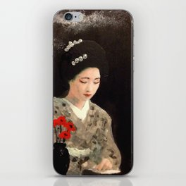 SMALL HAPPINESS iPhone Skin