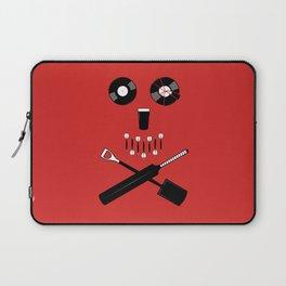 Shaun of the Dead - Skull Laptop Sleeve