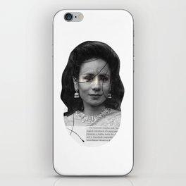 Secret Keeper iPhone Skin