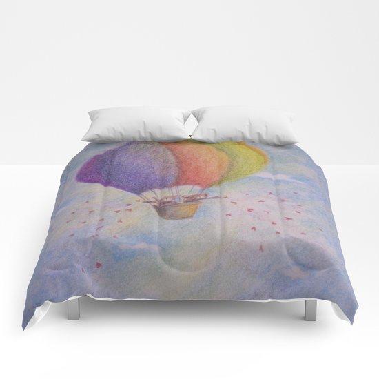 Balloon's Bears Comforters