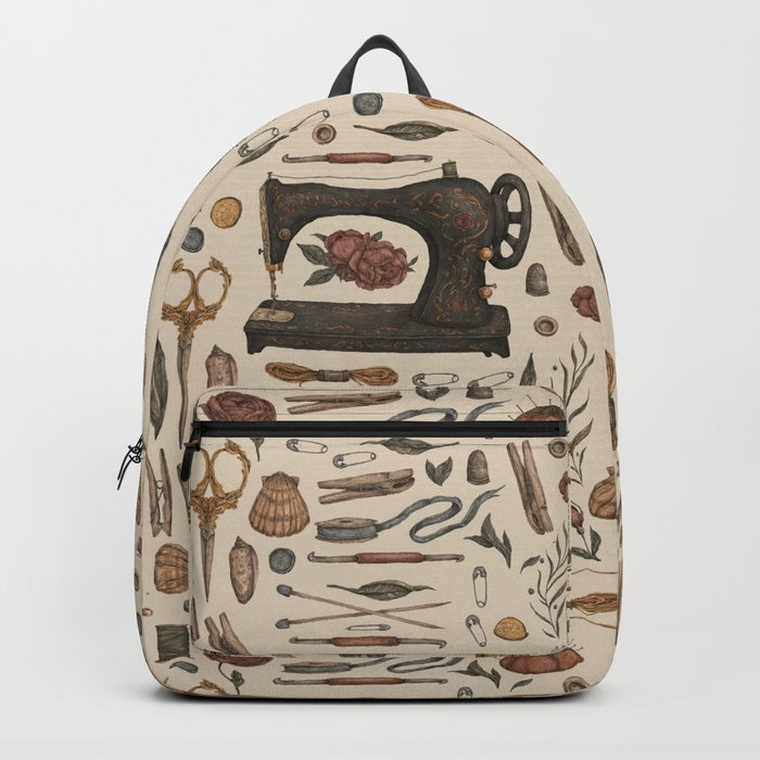Sewing Collection Backpack