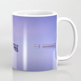 Misty Morning on the Lake Coffee Mug