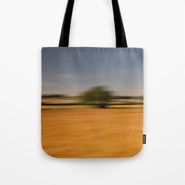 Moving Linseed Tote Bag