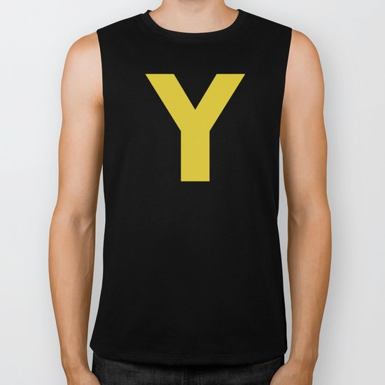 Y is for... Biker Tank