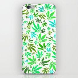 Hemp Harvest iPhone Skin