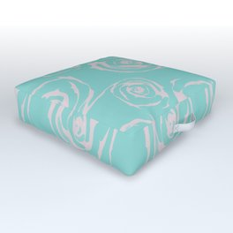 SMOOTHIES FROM ROSES Outdoor Floor Cushion