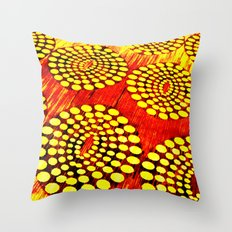 PCP v.11 Throw Pillow