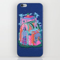 The Seeing House iPhone Skin