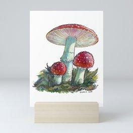 Mush Love Mini Art Print