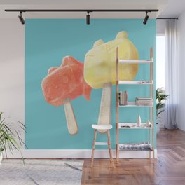 Popsicle Wall Mural