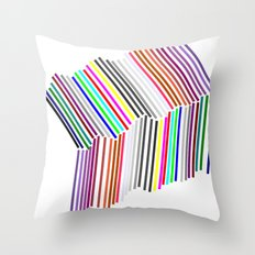 line line line   (A7 B0074) Throw Pillow