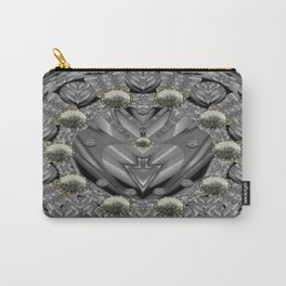 Sunset in sacred metal Carry-All Pouch
