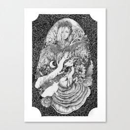 Purgatory Canvas Print