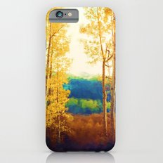 Faded Aspens Slim Case iPhone 6s
