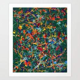 Transmogrification Art Print