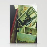 monet Stationery Cards featuring monet boy by n o a h