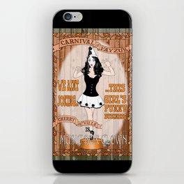 Clown  iPhone Skin