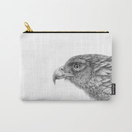 Eagle_Graphite by Pia Tham Carry-All Pouch