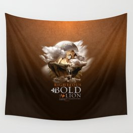 The Righteous Wall Tapestry