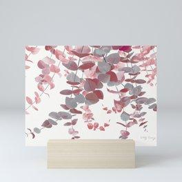 Eucalyptus - Autumn Color Mini Art Print