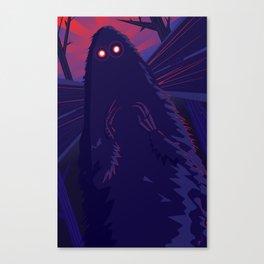 The Mothman Canvas Print