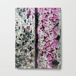 Paintcrawling9 Metal Print