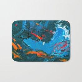Expressionism Pastel Artwork Ultra HD Bath Mat