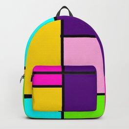 Bright Blocks Backpack