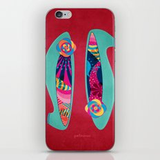 Shoes for Spring iPhone Skin