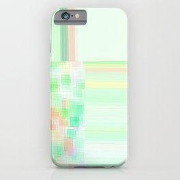 Re-Created Northern Cross16 by Robert S. Lee iPhone Case