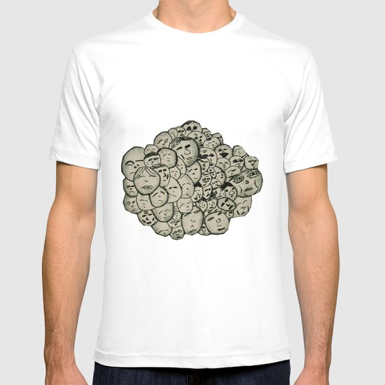 People Vs. Urban Living T-shirt