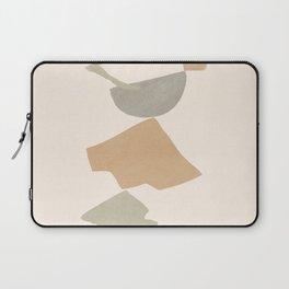 Boho decor balance of abstract shapes Laptop Sleeve
