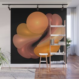 Over Easy Wall Mural