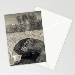 Medieval bridge #2 Stationery Cards