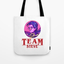 Steve Harington Tote Bag