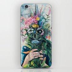The Last Flowers iPhone & iPod Skin