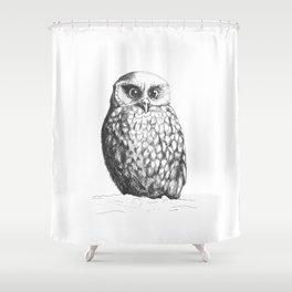 Morpork Shower Curtain