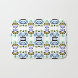 Sea Glass 21C Bath Mat