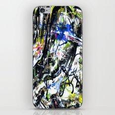 Downtempo Station // Pandora Radio iPhone & iPod Skin
