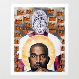 King YE Art Print