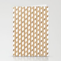 chocolate Stationery Cards featuring Chocolate by HK Chik