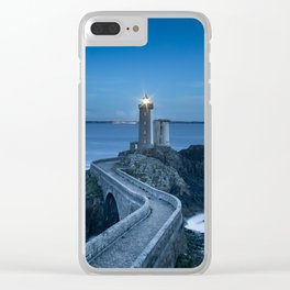 Illumination Clear iPhone Case