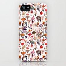 Mushroom Collection Slim Case iPhone (5, 5s)