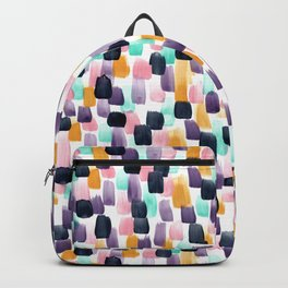 Kaleidoscope, Abstract Painting, Abstract Print, Color Pop, Pattern, Backpack