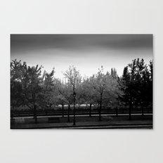 Commune Canvas Print