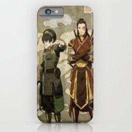 EARTH/FIRE/WATER/AIR iPhone Case